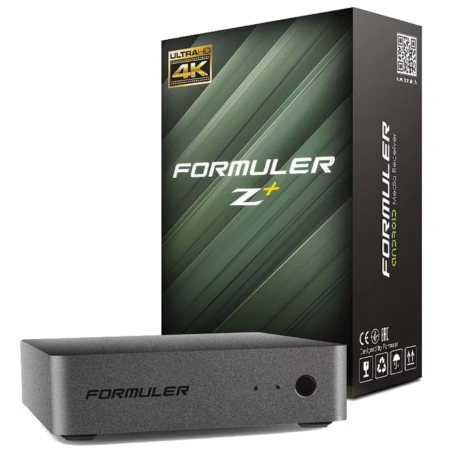 Mediabox: Formuler Z+ (Android)